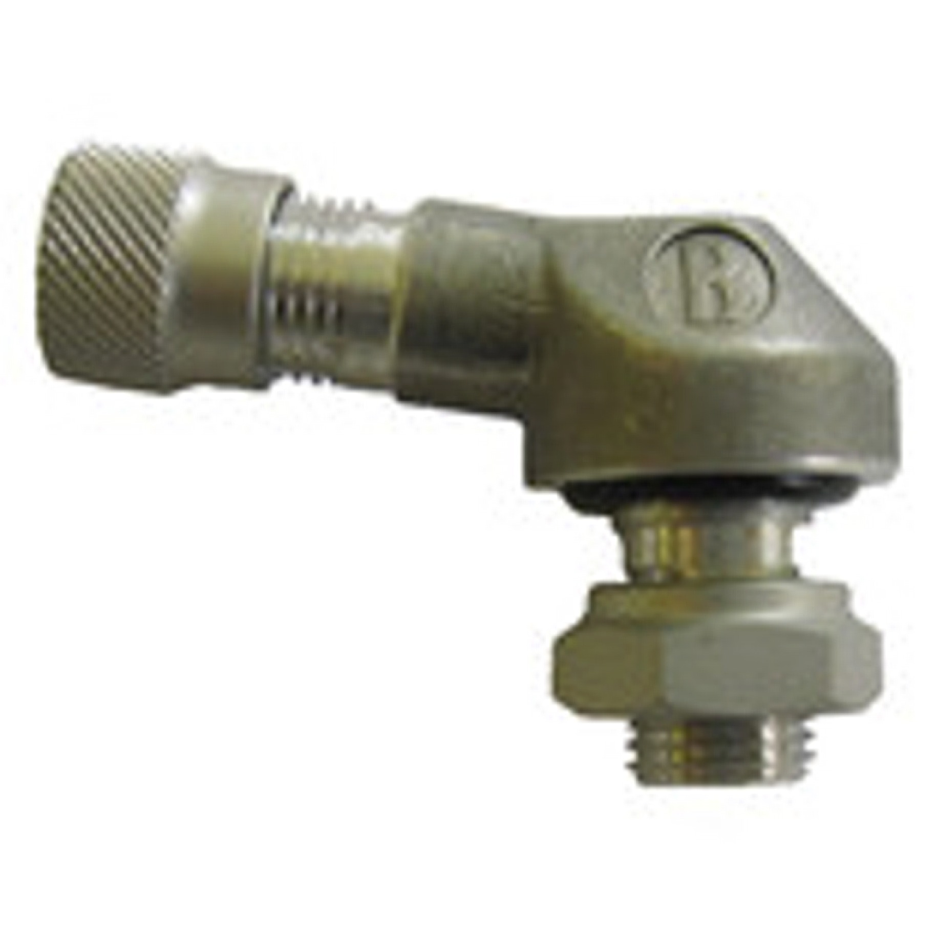 Tyre Valve Angled 8 3mm Motorcycle